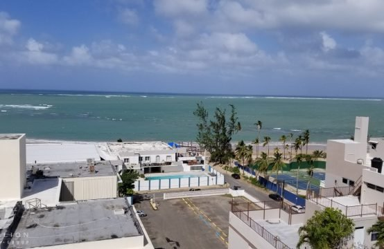Ocean Blue at Isla Verde